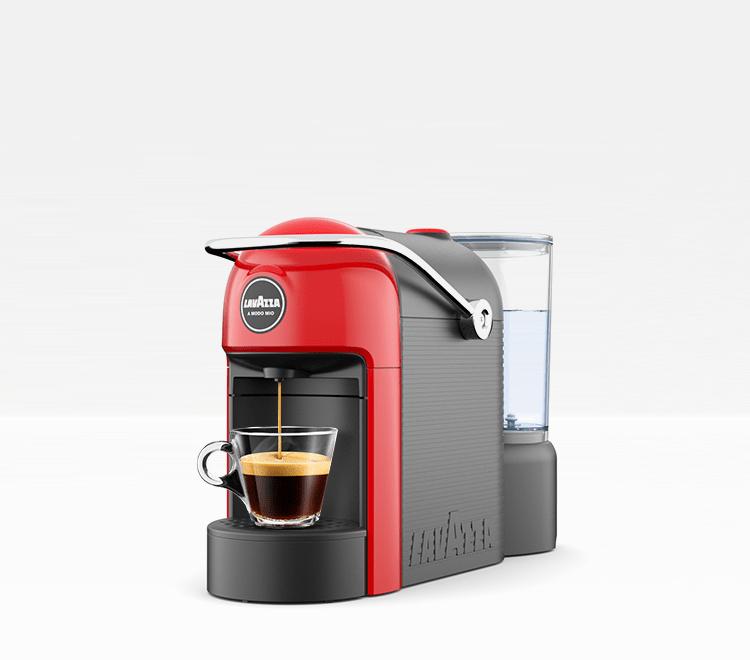 Lavazza Italian Coffee Maker : Jolie - Espresso Coffee Machine Lavazza