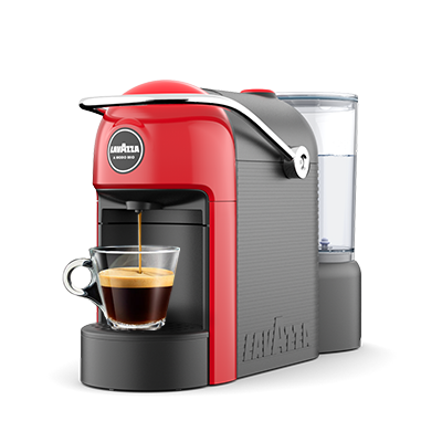 jolie espresso coffee machine lavazza. Black Bedroom Furniture Sets. Home Design Ideas