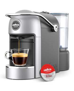 jolie plus espresso coffee machine lavazza. Black Bedroom Furniture Sets. Home Design Ideas
