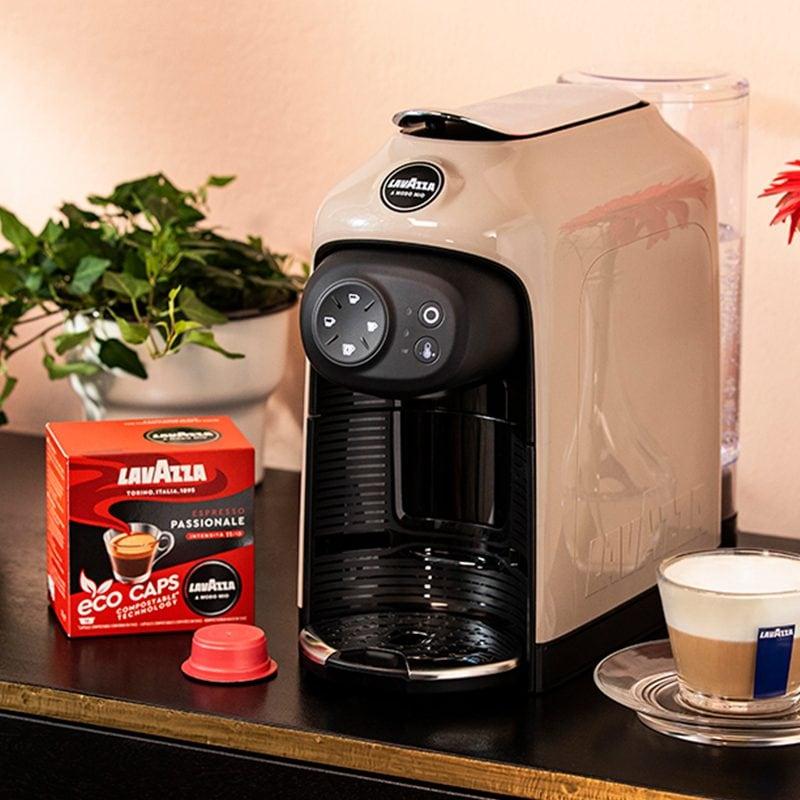 Espresso Coffee Capsules Lavazza A Modo Mio